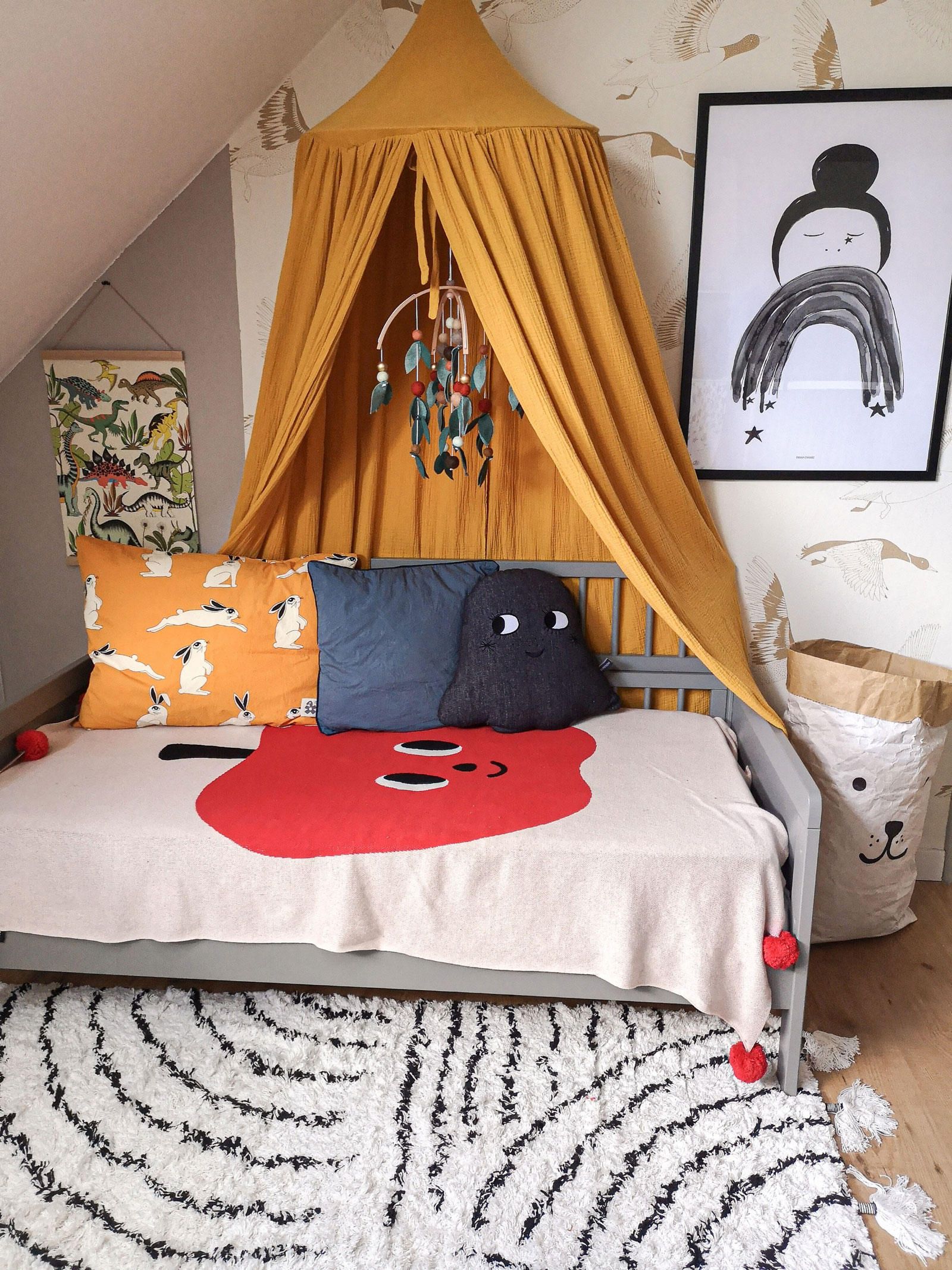 real roomtours kids room