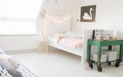 SWAN DESIGNS IN CHILDREN'S ROOMS