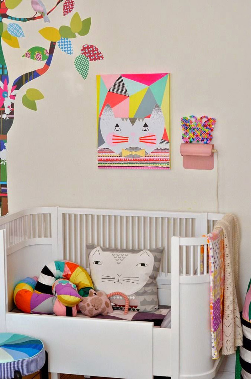 playful baby nursery