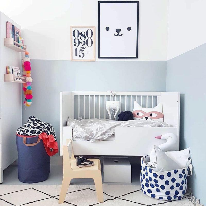 kidsmill nursery baby cot