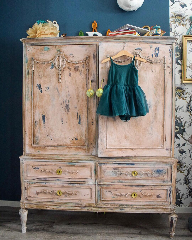 shabby chic kids furniture