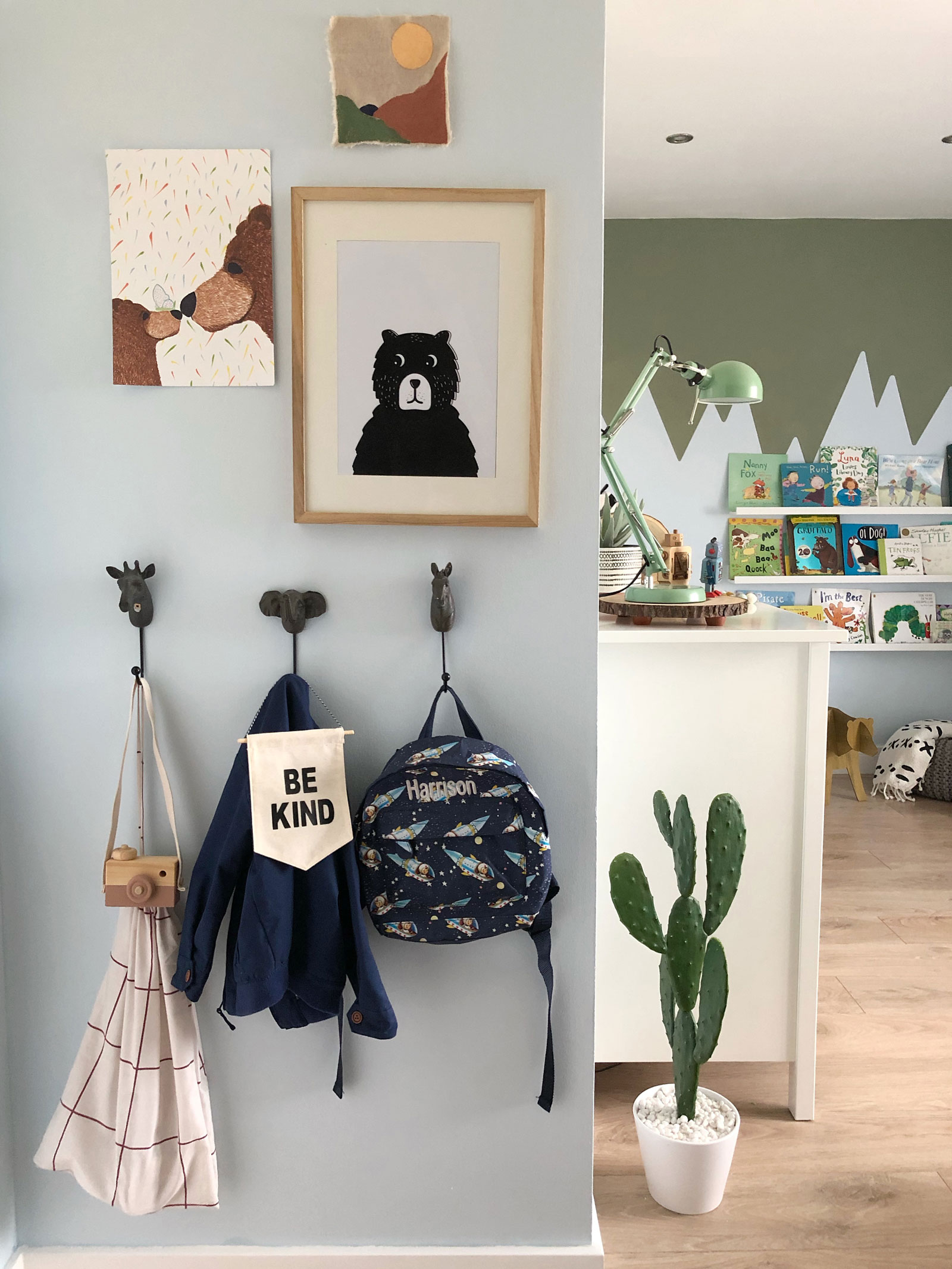 bear posters for kids