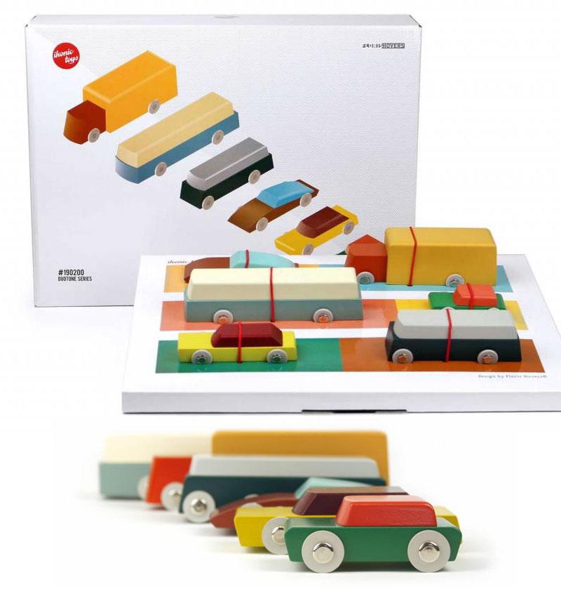 ikonic car toys