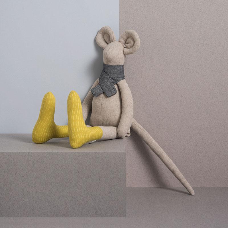 mouse plush toy