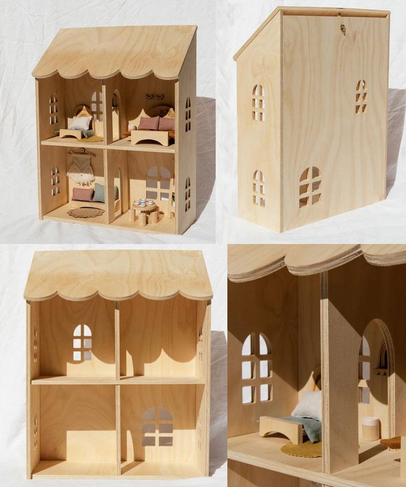 artisan carpenter dollhouse