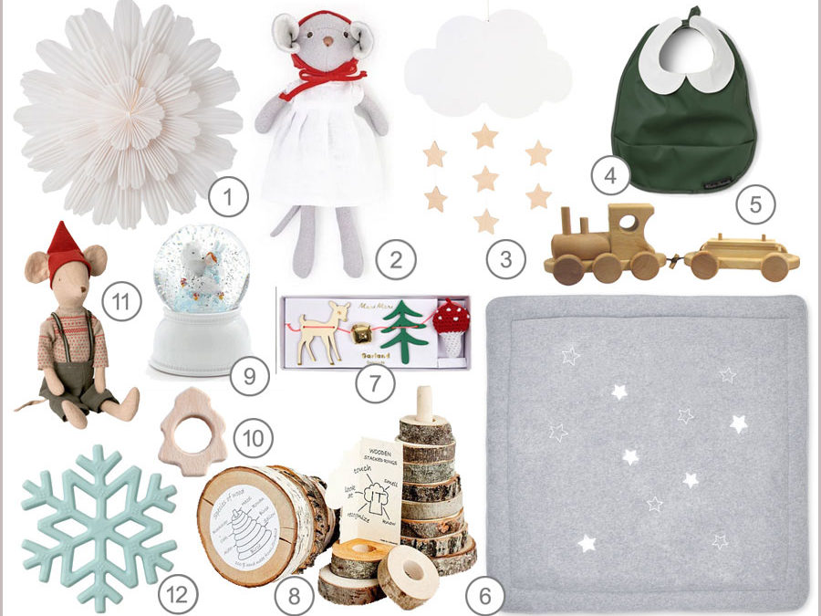 SHOPPING BY THEME : BABY'S FIRST CHRISTMAS