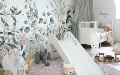 ROOMTOUR : SAGA'S AIRY AND NATURE INSPIRED GIRL'S ROOM