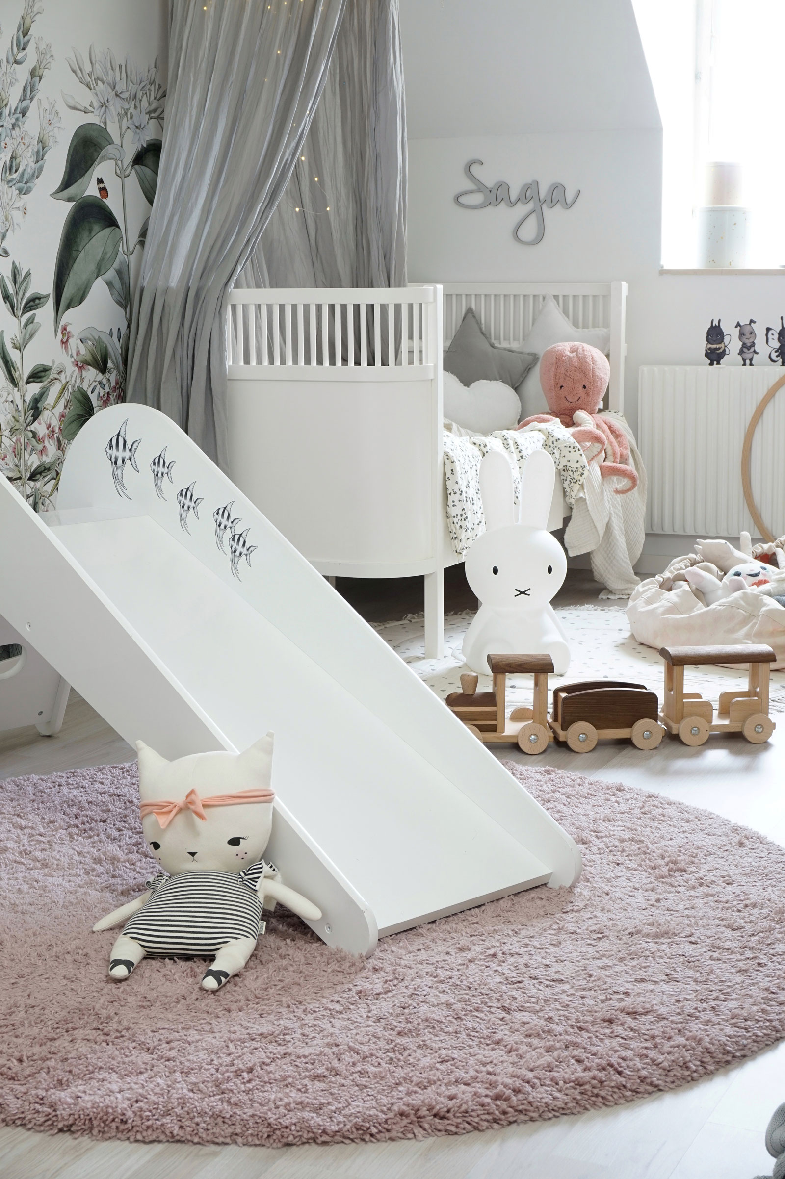 indoor slide for kids