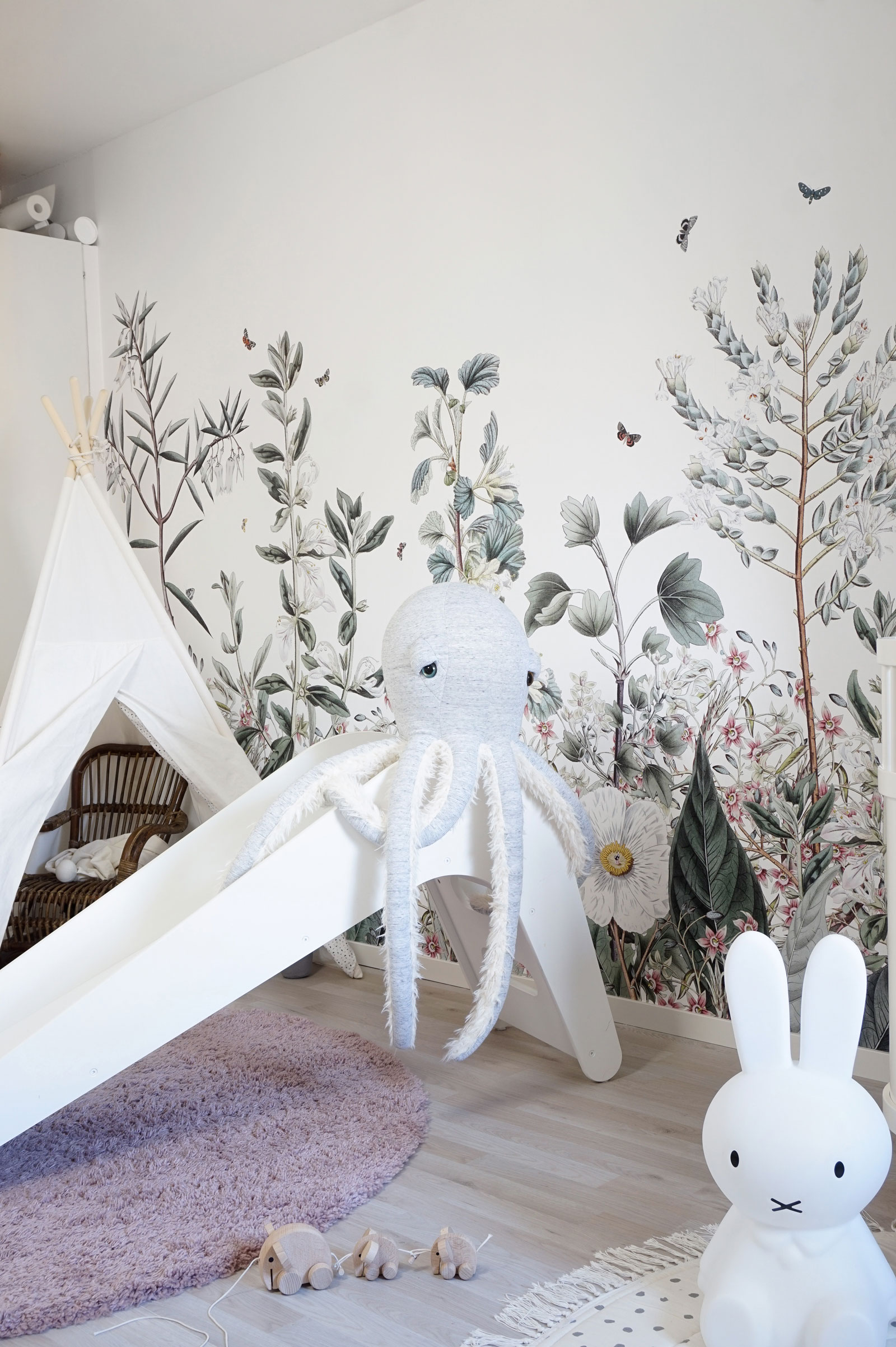 tree nature wall stickers
