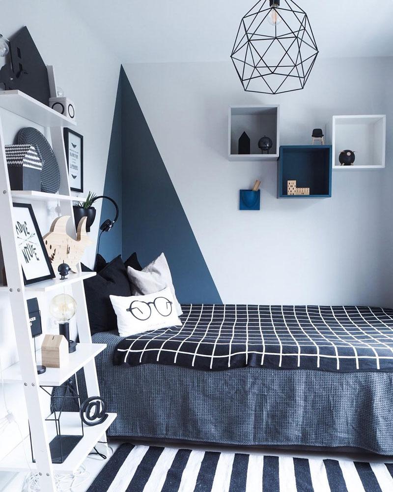 blue pantone 2020 boys rooms