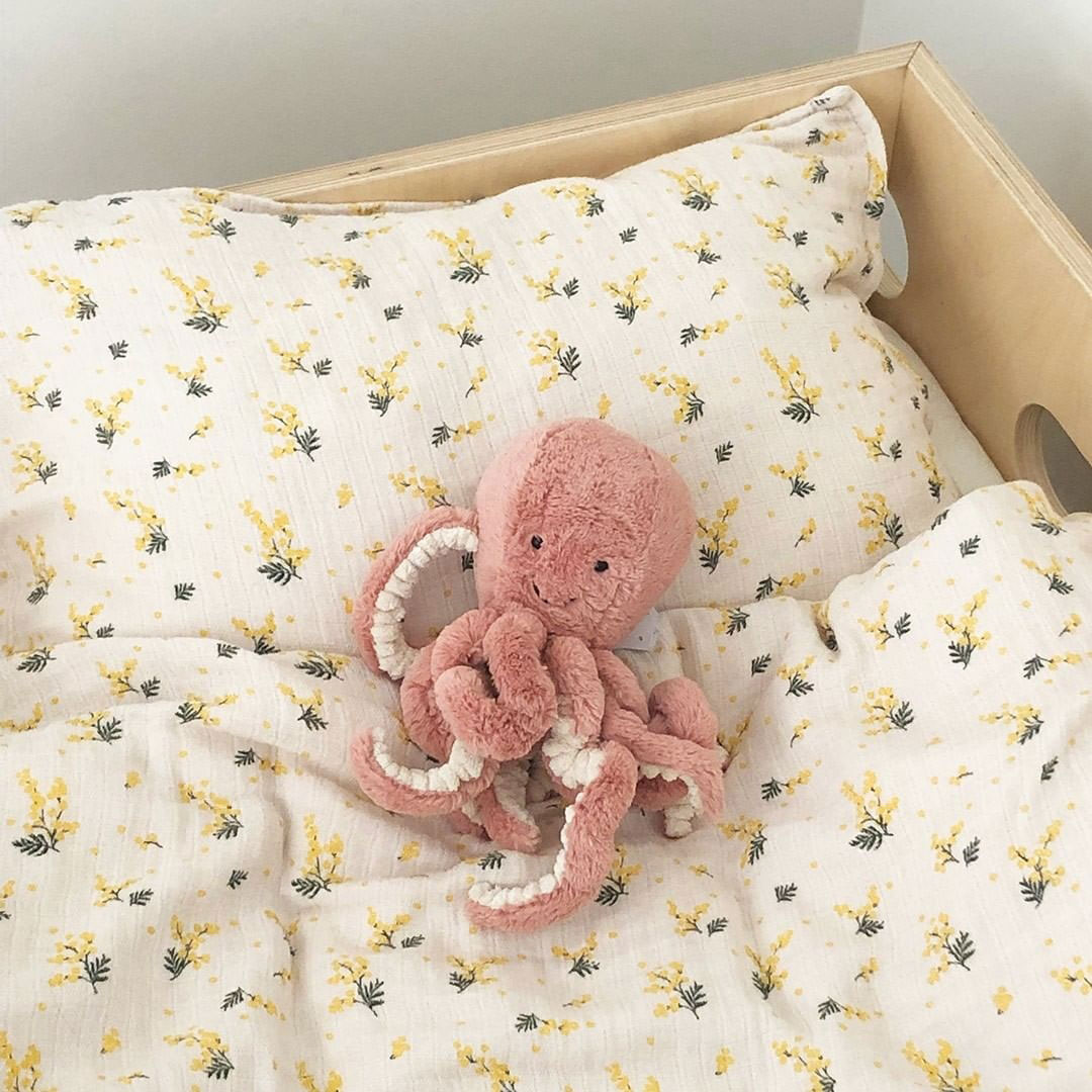 pink octopus plushtoy