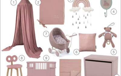 SHOPPING BY THEME : VINTAGE PINK