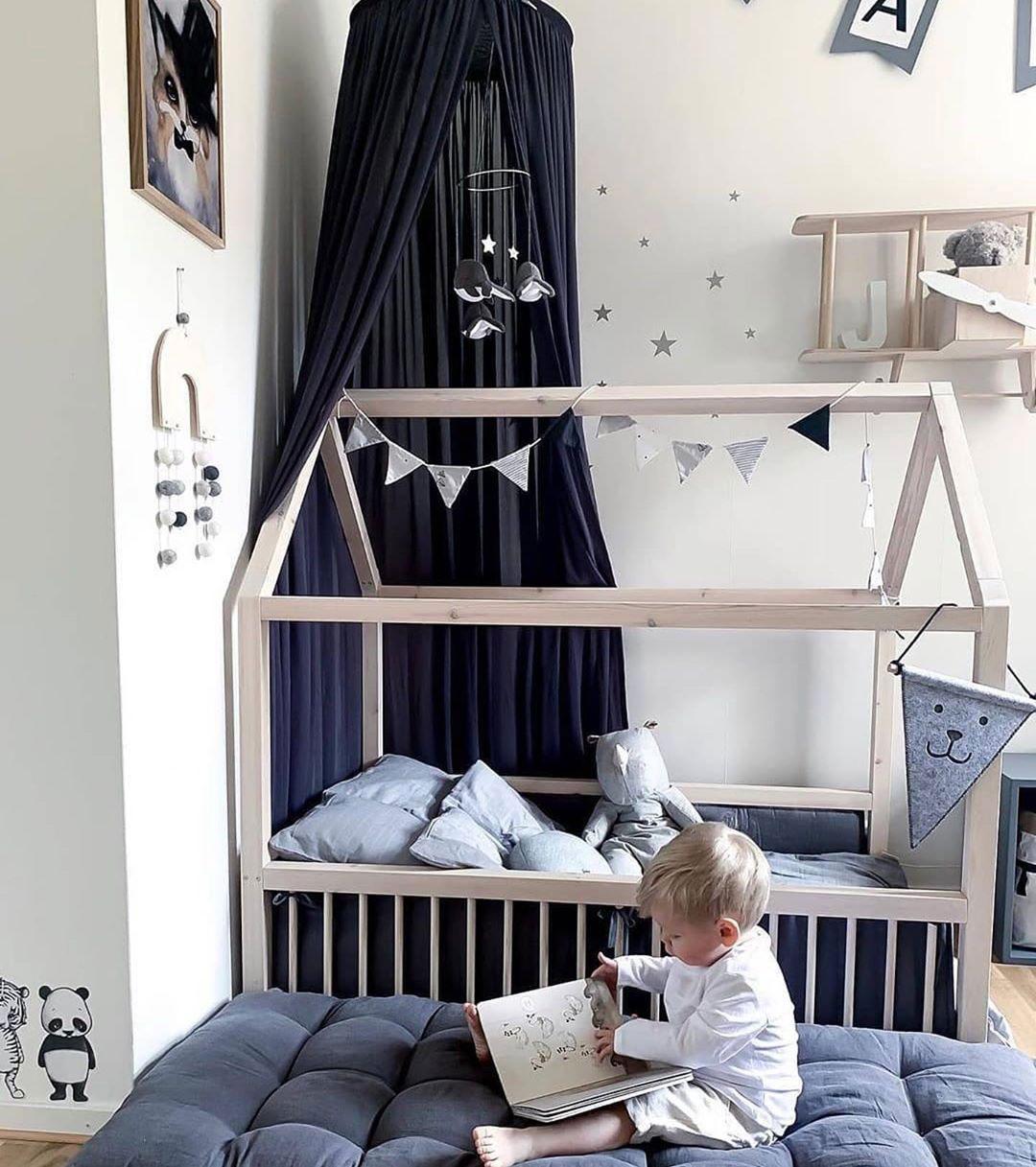 blue toddler room ideas