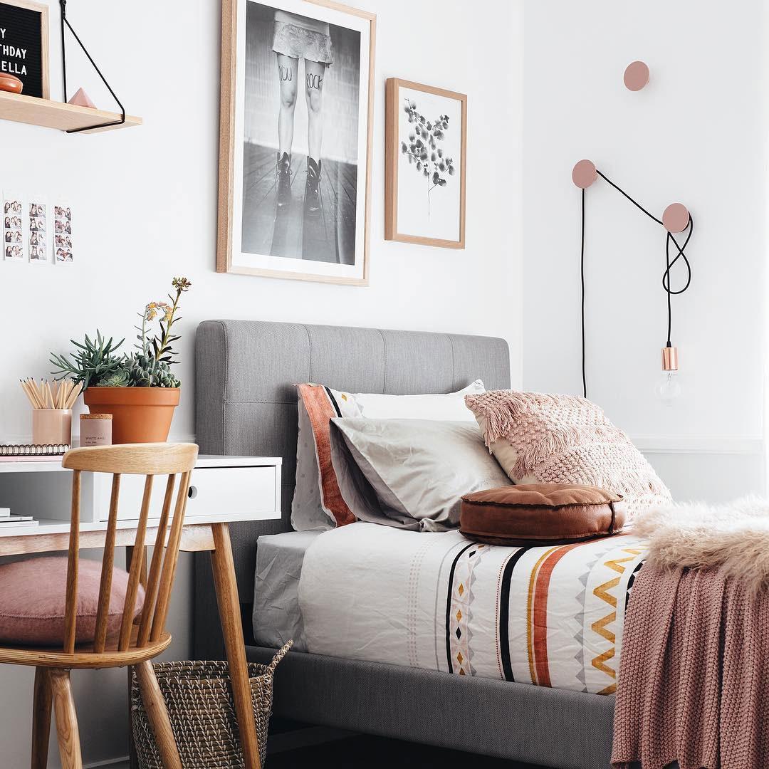 trendy teenage room ideas