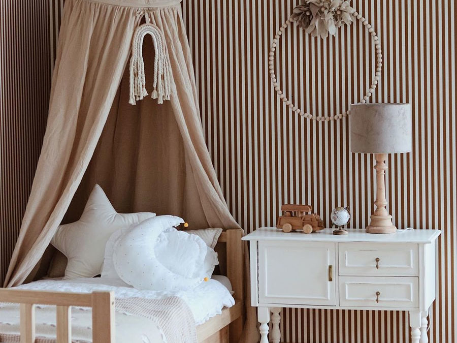 SIMPLE WAYS OF UDATING THE KID'S ROOM WITHOUT A DESIGN OVERHAUL