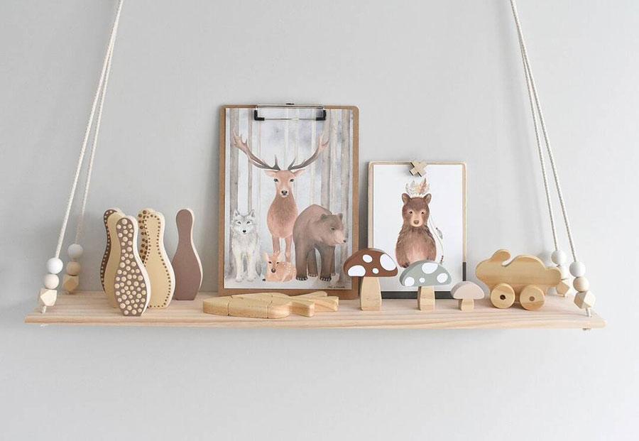 wooden handmade toys