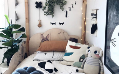 NORDIC KIDS ROOM STYLING IDEAS