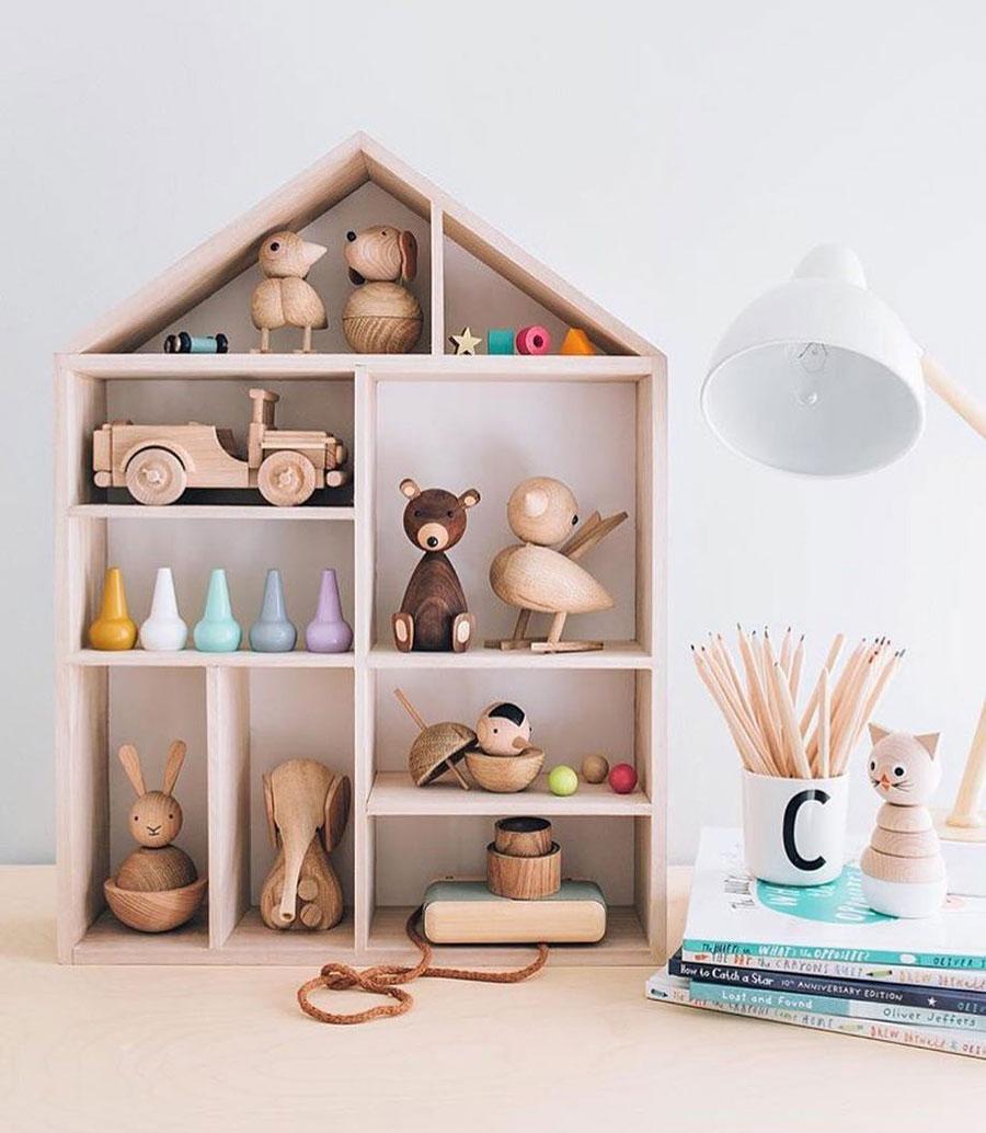 shelf ideas kids room