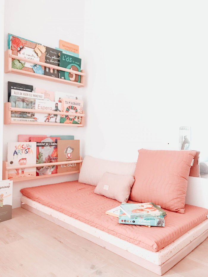 mattress for reading corner kids