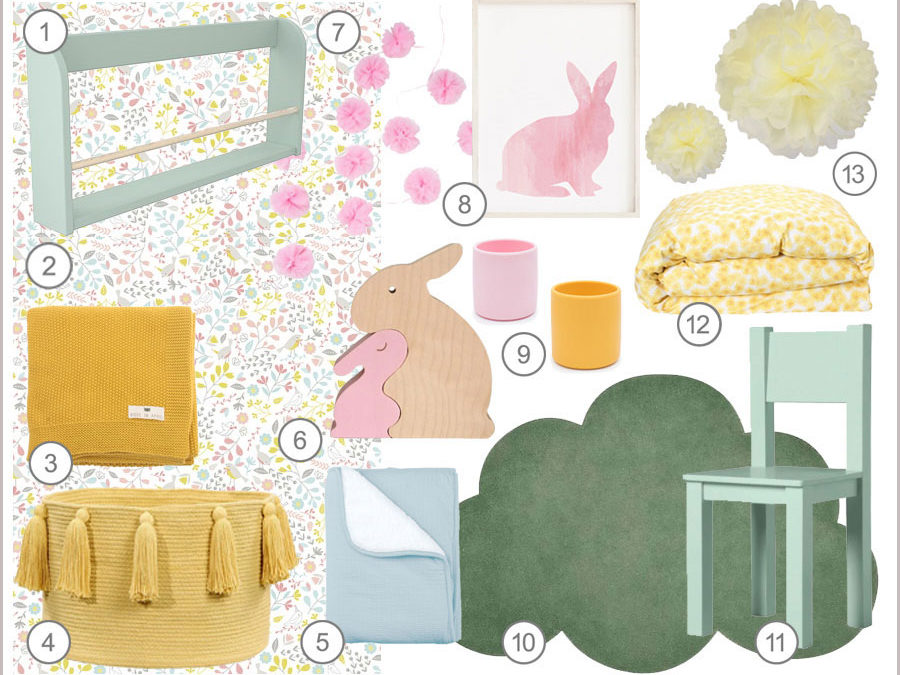 SHOPPING BY THEME : EASTER MOOD