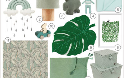 SHOPPING BY THEME : GREENS