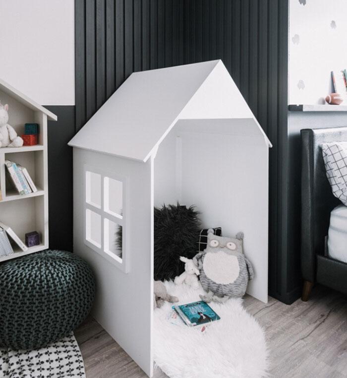 indoor playhouse diy ideas