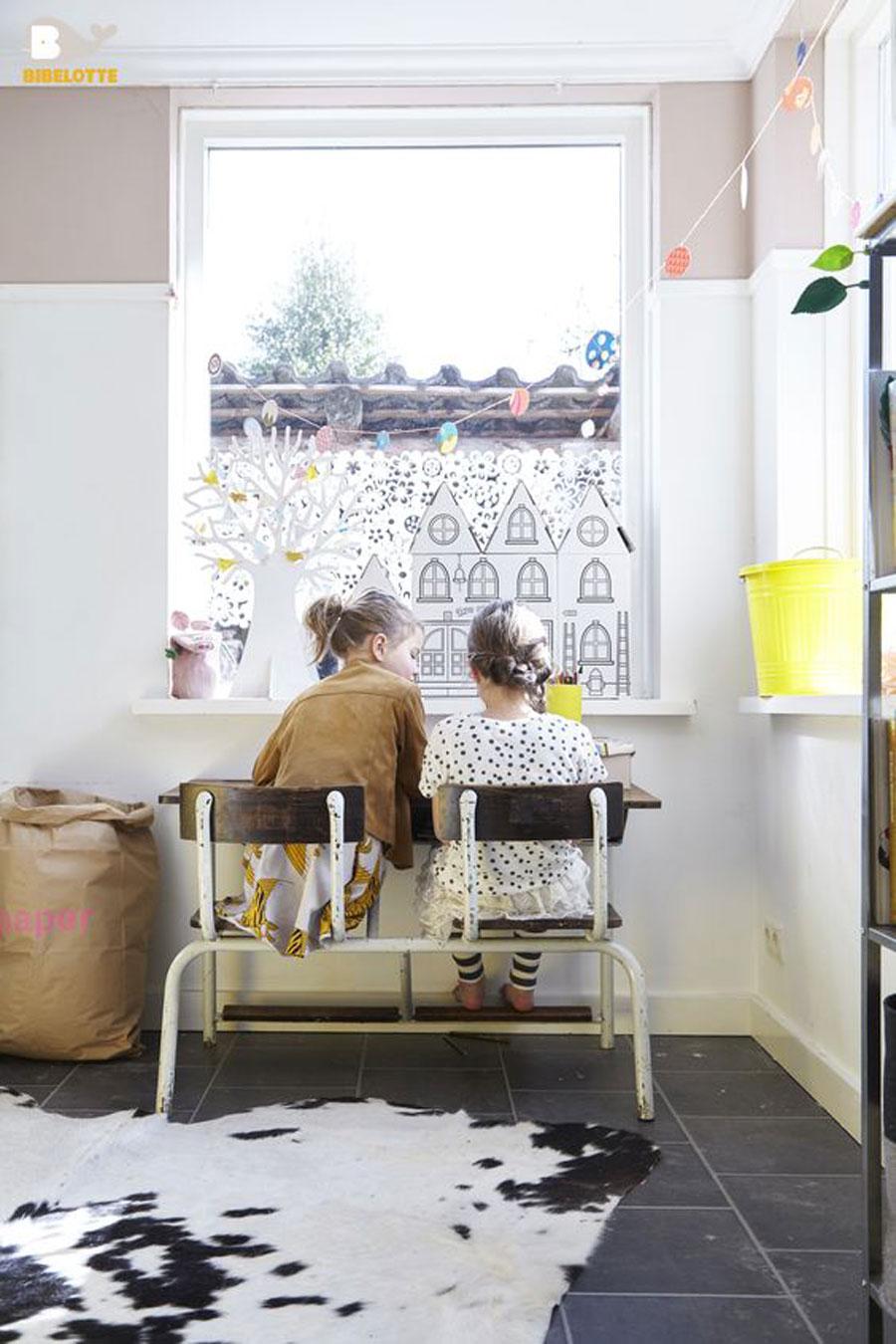 window ideas kids rooms