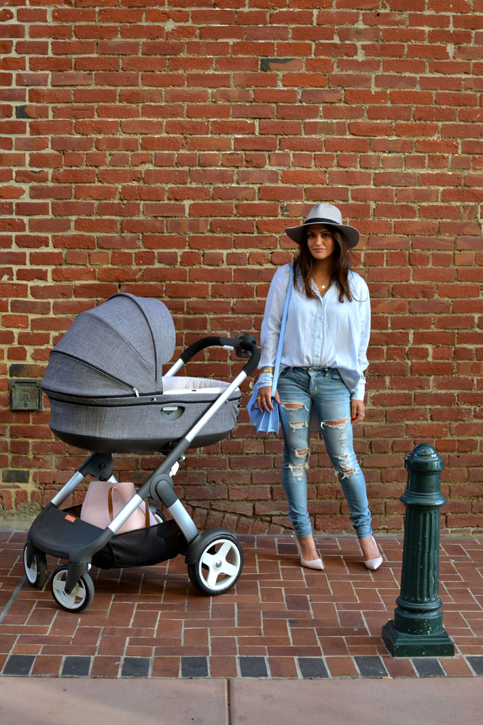 fashion mama baby pram