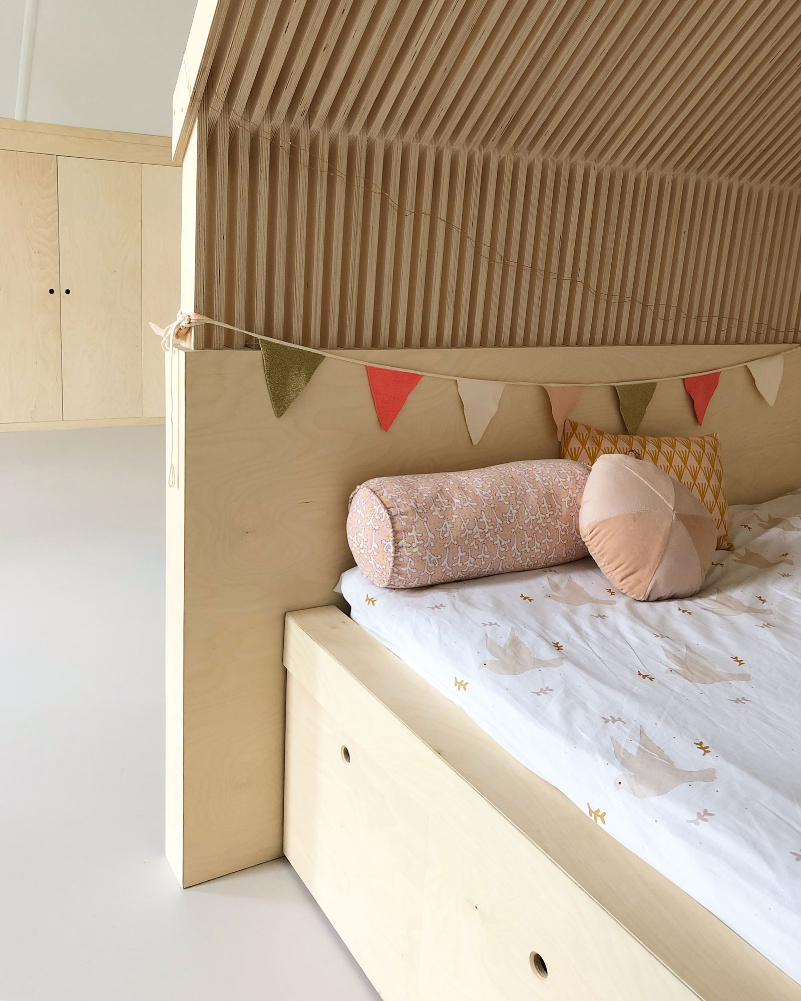 modern kids' rooms