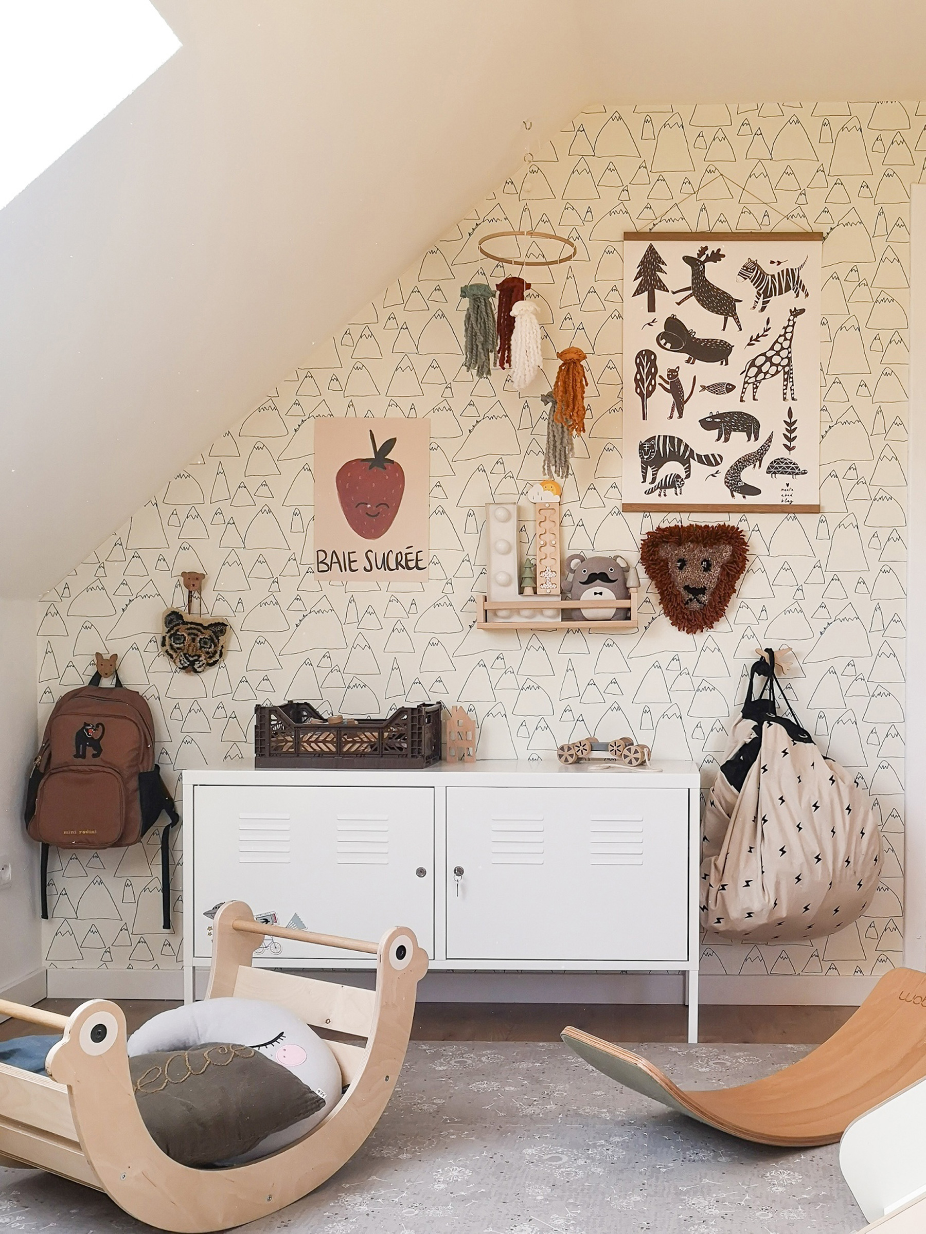 ikea dresser kids room