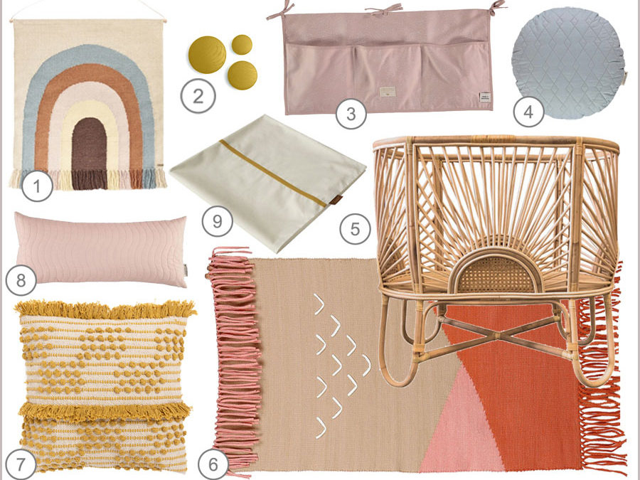 SHOPPING BY THEME : EARTHY BABY