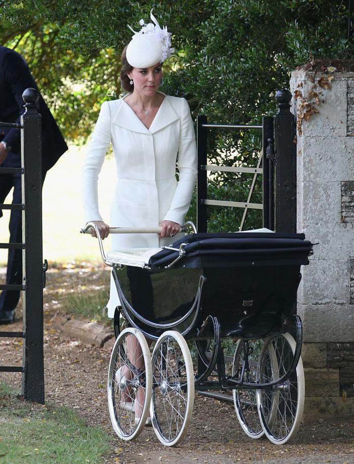 duchess of cambridge baby pram