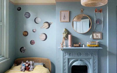 THE PSYCHOLOGY OF COLOURS FOR A KID'S ROOM