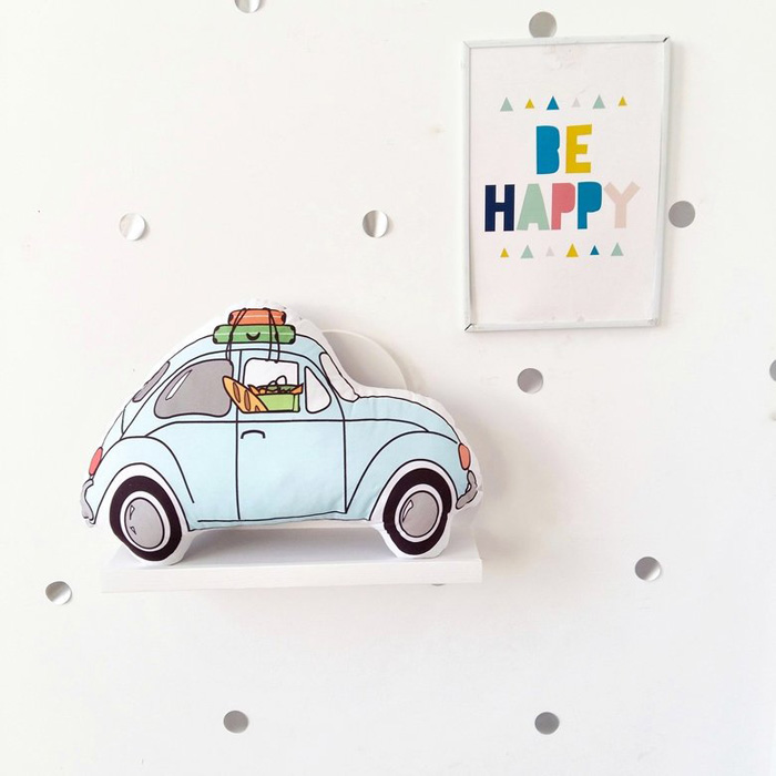 car décor kids room