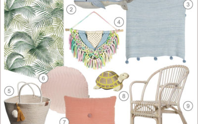 SHOPPING BY THEME: CARIBBEAN HOLIDAY