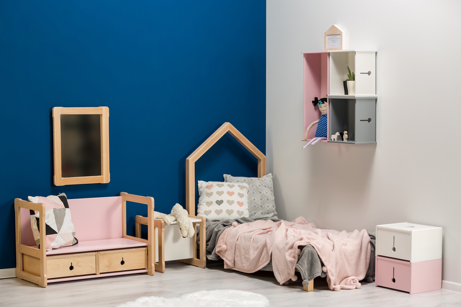 practical Montessori kids furniture