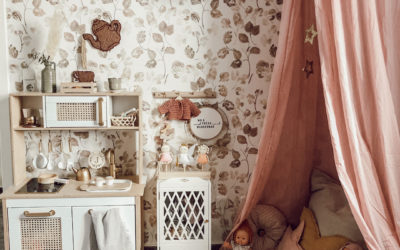 ROOMTOUR : JOSEFINE'S VINTAGE BOHO BEDROOM FULL OF SUGAR AND SPICE