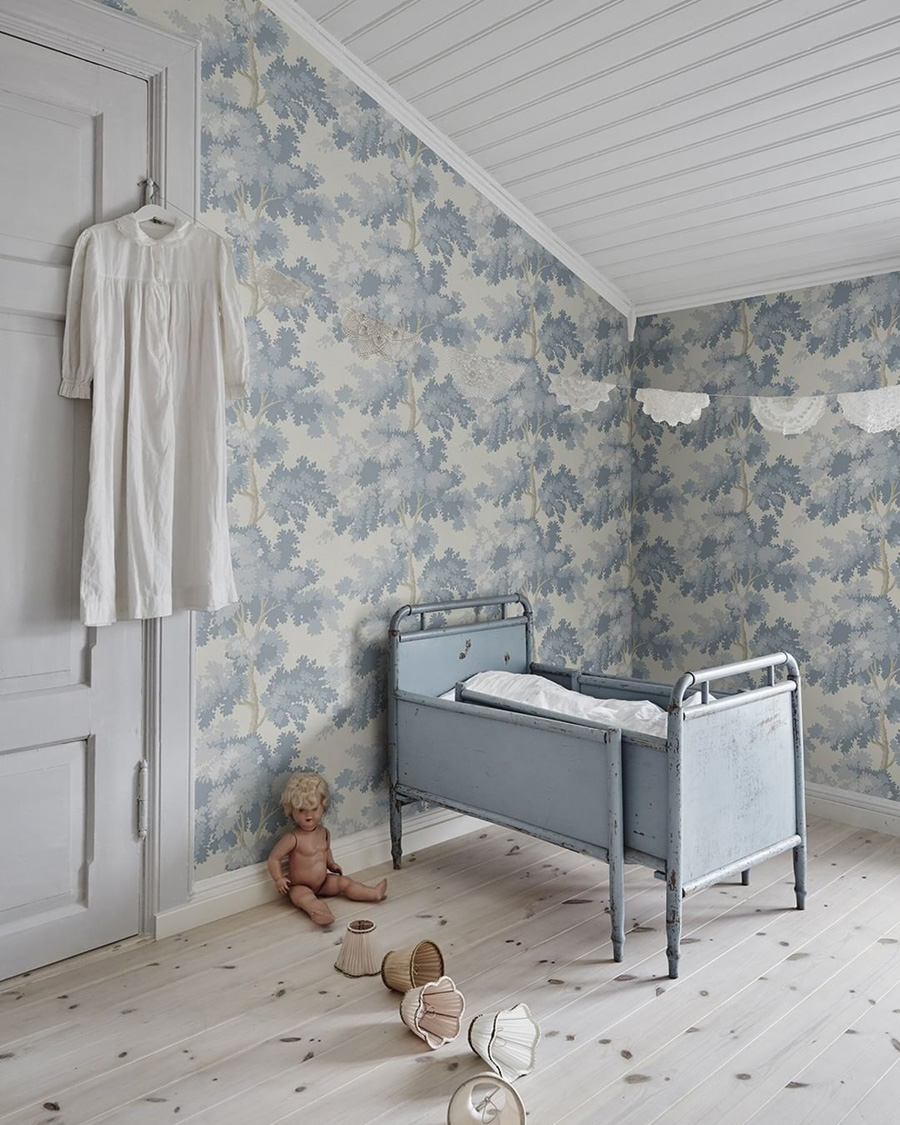 sandberg wallpaper kids room