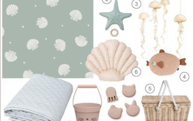 SHOPPING BY THEME: SEA AND BEACH