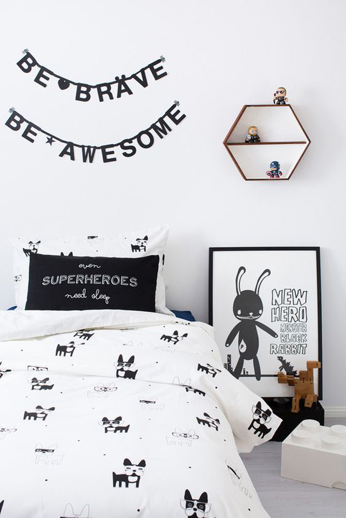 kids bedding with dogs
