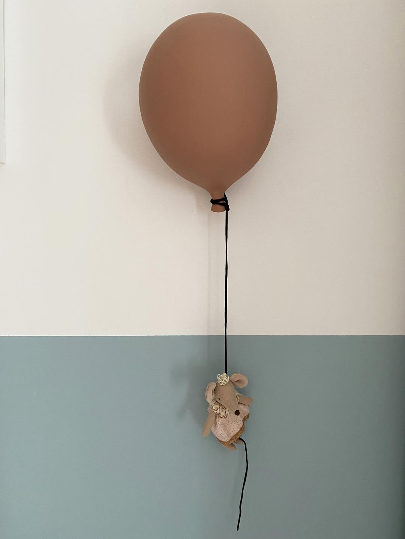 balloon lamp kid's room