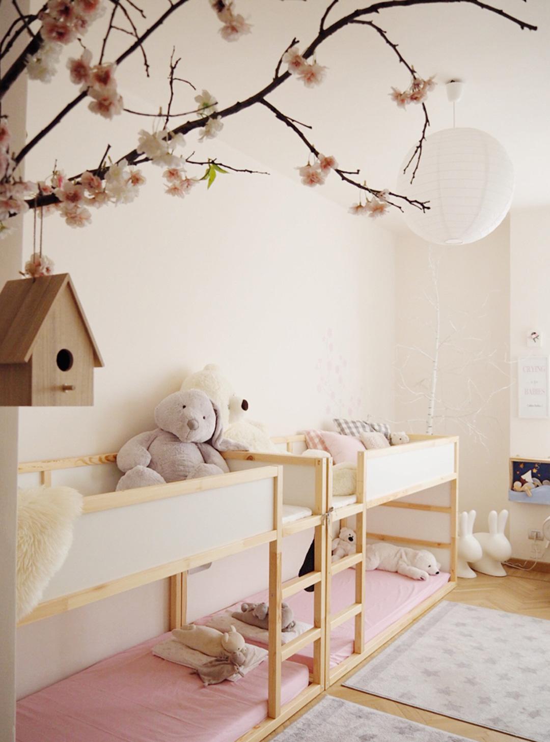 bunk bed ideas for 4 children