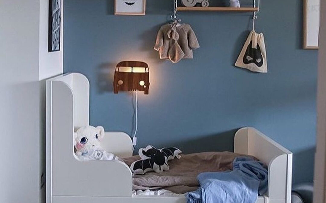STYLISH KIDS' ROOMS WITH IKEA BEDS