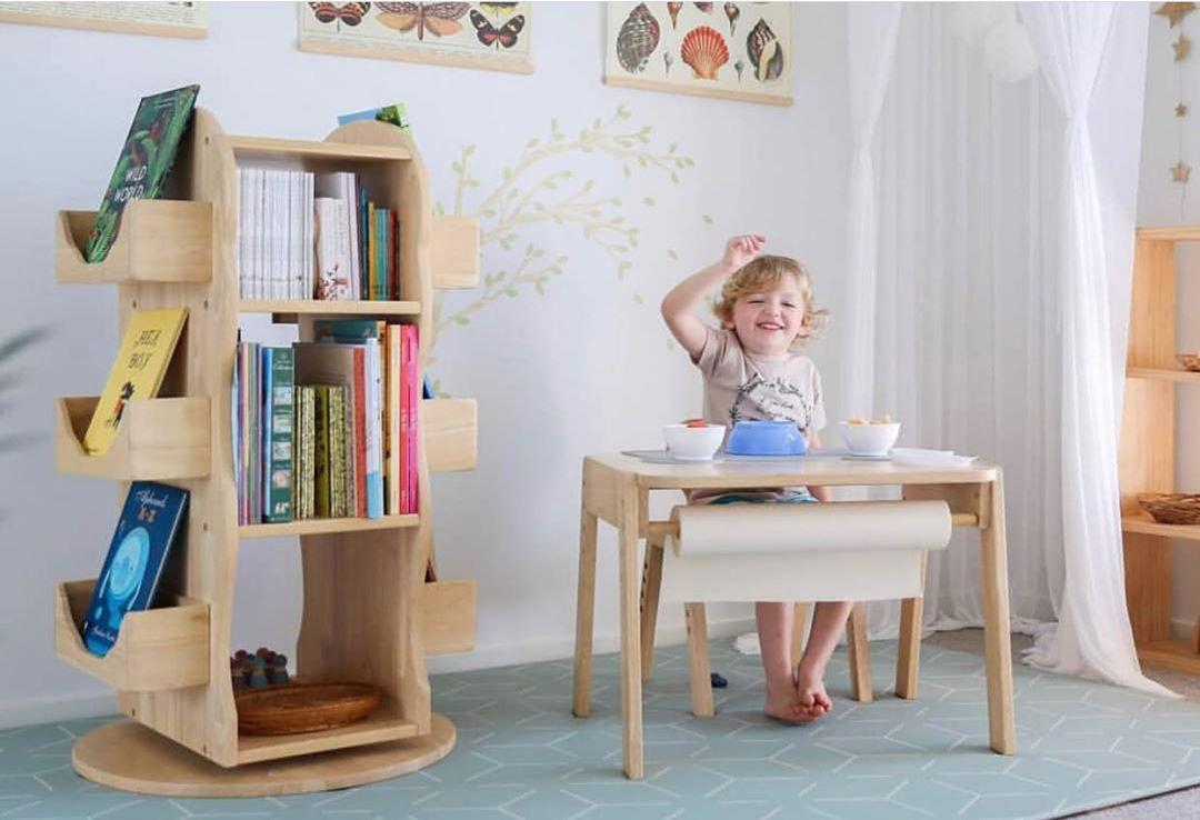 smart kids study area ideas