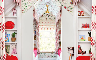 ECLECTIC KIDS' ROOMS FROM THE USA