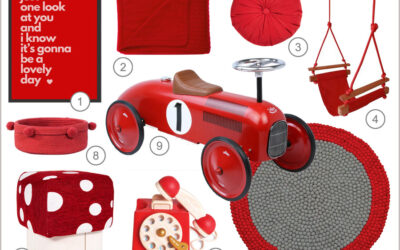 SHOPPING BY THEME : CHRISTMAS RED