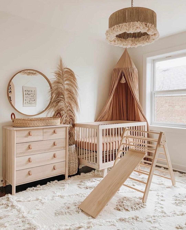 baby nursery trends 2021