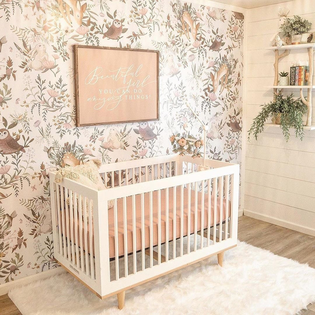 top style ideas for girl nursery rooms