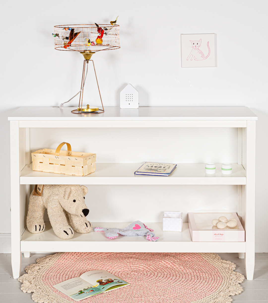 hand painted childrens furniture