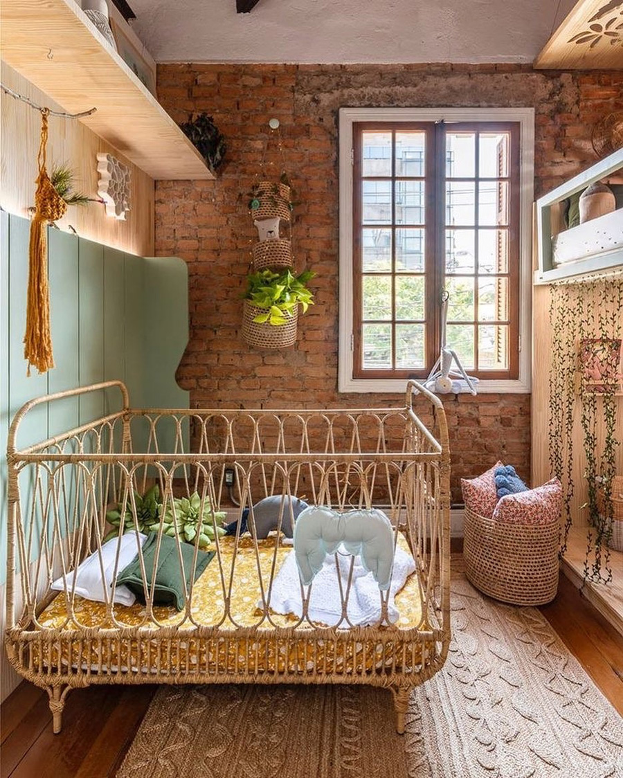 unique baby nursery design